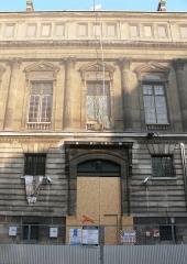 Bibliothèque Nationale de France - Paris - travaux à la BnF