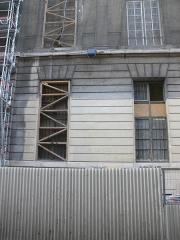 Bibliothèque Nationale de France - Français:   Bibliothèque nationale de France (Classé)