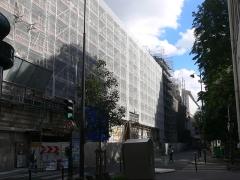 Bibliothèque Nationale de France - Bibliothèque nationale de France (Classé)