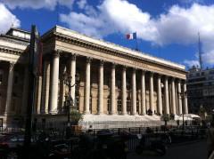 Bourse - Français:   Palais Brongniart