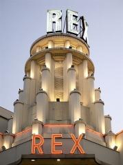 Cinéma Rex -  Le Grand Rex, Paris