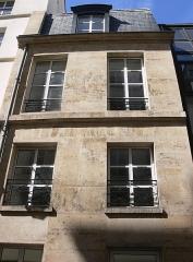 Ancien hôtel particulier - Français:   Paris - 33 rue du Sentier