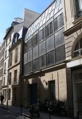 Ancien hôtel particulier - Français:   Paris - 8 rue Saint-Fiacre