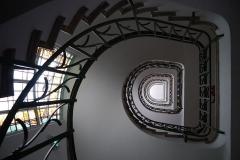 Immeuble - English: 6 rue de Hanovre, Paris, France.