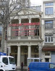 Théâtre des Variétés -  Théâtre des Variétés, boulevard Montmartre, Paris, France