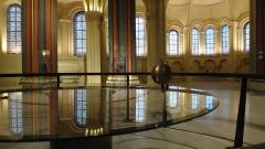 Ancienne abbaye Saint-Martin-des-Champs, actuellement Conservatoire National des Arts et Métiers et Musée National des Techniques - Musée des Arts et Métiers, Paris