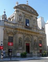 Eglise Sainte-Elisabeth - Français:   Église Sainte-Élisabeth-de-Hongrie - Paris III