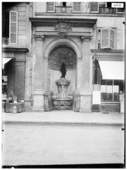 Fontaine publique dite de Joyeuse -
