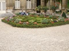 Hôtel Carnavalet - Musée Carnavalet, parterre