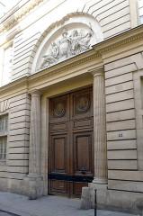 Hôtel d'Hallwyl - English: Hallwyll hotel - Paris