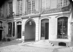 Hôtel de Montmor ou de Montholon -