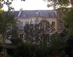 Anciens hôtels de Rohan et Soubise, actuellement Archives Nationales - English: Hotel de Fontenay, Paris IIIe arrondissement, France.