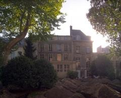 Anciens hôtels de Rohan et Soubise, actuellement Archives Nationales - English: Hotel de Breteuil, Paris IIIe arrondissement, France.
