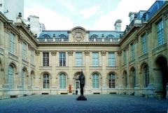 Ancien hôtel de Saint-Aignan (ou hôtel d'Avaux, de Rochechouart, d'Asnières), actuellement musée d'art et d'histoire du Judaïsme - English: Hôtel de Saint-Aignan - Paris