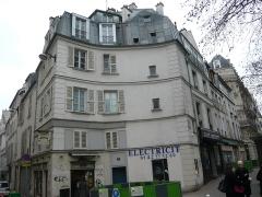 Maison - Français:   Maison 113 Bd Beaumarchais