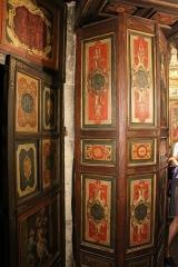 Eglise Saint-Gervais-Saint-Protais - Français:   Chapelle dorée de l\'Église Saint-Gervais-Saint-Protais