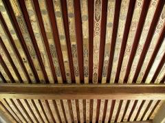 Hôtel Lamoignon ou ancien hôtel d'Angoulême - Français:   Plafond de la salle de lecture de la Bibliothèque historique de la Ville de Paris, Hôtel d\'Angoulême Lamoignon, Paris (75004).