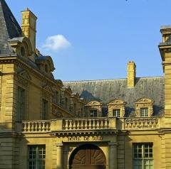 Hôtel du Petit-Sully - Hôtel de Sully (Classé) - Paris IV