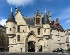 Hôtel de Sens - English: Hôtel de Sens