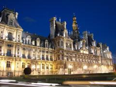 Hôtel de ville - English: Paris City Hall