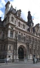 Hôtel de ville - Mairie de Paris