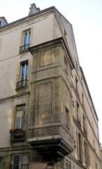 Maison - English: Saint-Paul street, n°8 _ Paris