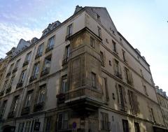 Maison - English: Saint-Paul street, n°8 - Paris