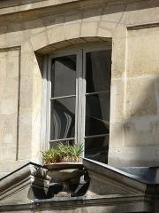 Maison - Français:   13 rue de Sévigné - Paris 4 Porche de l\'immeuble