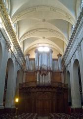 Monastère des Blancs-Manteaux - English: Église Notre-Dame-des-Blancs-Manteaux, Paris IVe arrondissement, France.