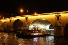 Pont Marie - English: Pont Marie, Paris, France, 20-09-2015