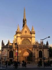 Eglise Saint-Laurent - Français:   Église Saint-Laurent (façade ouestl) - Paris X