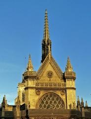 Eglise Saint-Laurent - Français:   Église Saint-Laurent (clocher) - Paris X