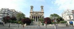 Eglise Saint-Vincent-de-Paul - Français:   PA00086489