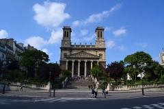 Eglise Saint-Vincent-de-Paul - Français:   Église de Saint-Vincent-de-Paul