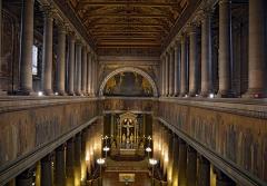 Eglise Saint-Vincent-de-Paul - Français:   Église Saint-Vincent-de-Paul, Paris 10 arrdt, France. Vue depuis la galerie.