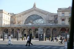 Gare de l'Est - Français:   Gare de l\'Est - Paris