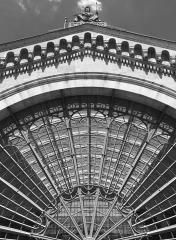 Gare de l'Est - Français:   Gare de l\'Est