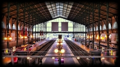 Gare du Nord - Deutsch: Gare de Paris-Nord