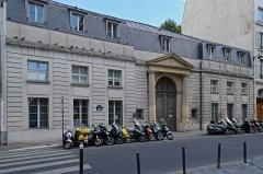 Hôtel Chéret ou Akermann - Français:   Hôtel Chéret 30 rue du Faubourg-Poissonnière, Paris 10ème arrondissement, France