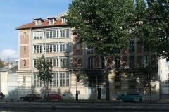 Usine électrique - Français:   Usine électrique 132-134 quai de Jemmapes, Paris 10e arrdt.
