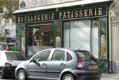 Boulangerie - This building is inscrit au titre des monuments historiques de la France. It is indexed in the base Mérimée, a database of architectural heritage maintained by the French Ministry of Culture,under the reference PA00086527 .