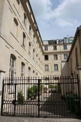 Ancien couvent des Bénédictines du Bon-Secours - Français:   Couvent des Bénédictines du Bon-Secours, 99-101 rue de Charonne à Paris.