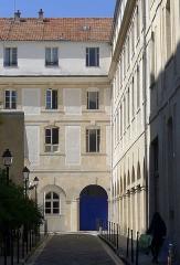 Ancien couvent des Bénédictines du Bon-Secours - Français:   Couvent des Bénédictines du Bon-Secours (Inscrit) - n°99-101 rue de Charonne - Paris XI