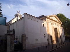 Eglise Sainte-Marguerite - English: Église Sainte-Marguerite, Paris XIe arrondissement, France.