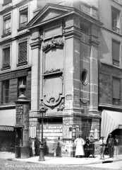 Fontaine dite Trogneux, puis de Charonne -