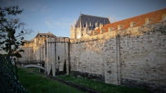 Château de Vincennes et ses abords - Sainte Chapelle, Château de Vincennes