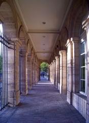 Pavillons de l'ancienne douane et de la Barrière d'eau - English: Pavillon de la barrière d'eau, Paris XIIe arrondissement, France.