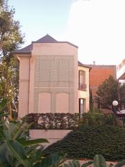Pavillon de chasse du duc de Guise - English: Pavillon de chasse du duc de Guise, Paris XIIe arrondissement, France.