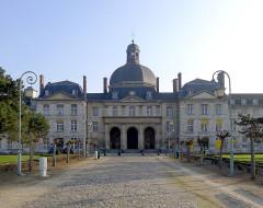 Hôpital de la Salpêtrière - English: Pitié-Salpêtrière hospital - Paris