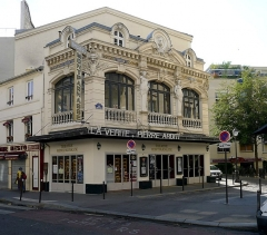 Théâtre Montparnasse-Gaston Baty - English: Gaité Street (Montparnasse Theater) - Paris
